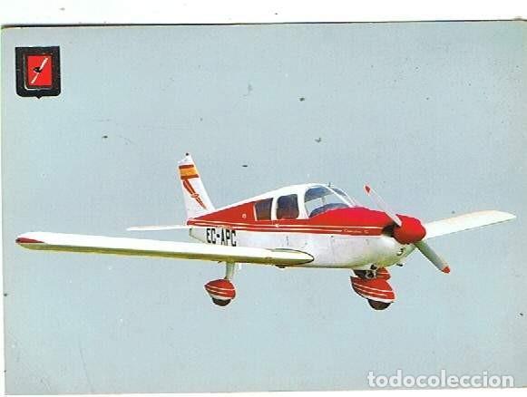 PIPER PA-28 (Postales - Postales Temáticas - Aeroplanos, Zeppelines y Globos)