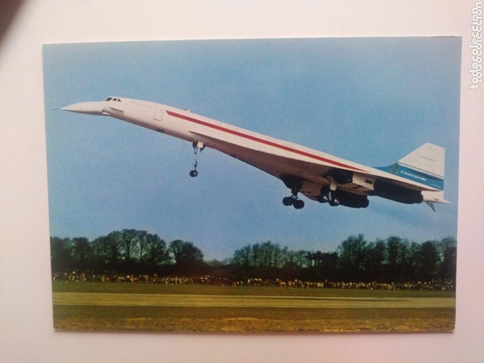 CONCORDE : QUADRI RÉACTEUR SUPERSONIQUE (Postales - Postales Temáticas - Aeroplanos, Zeppelines y Globos)