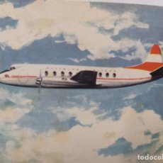 Postales: AUA-AUSTRIAN AIRLINES-POSTAL DE AVION-VER FOTOS-(61.502). Lote 174101422