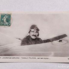 Postales: PILOTO DE AVION-ESNAULT PELTERIE-POSTAL DE AVION-VER FOTOS-(61.504). Lote 174101485