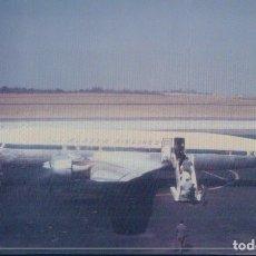 Postales: POSTALA VION - ALASKA DC-6 - 91 OF 500. Lote 179098620