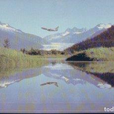 Postales: POSTAL WIEN AIR ALASKA´S - BOEING 737 - AVION . Lote 179099053