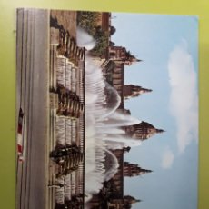 Postales: BARCELONA FUENTE MONUMENTAL SERIE IBERIA NO ESCRITA. Lote 206916605