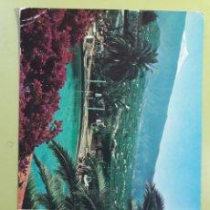 Postales: INVIERNO EN PUERTO DE LA CRUZ CANARIAS POSTAL SERIE IBERIA NO ESCRITA. Lote 180021775