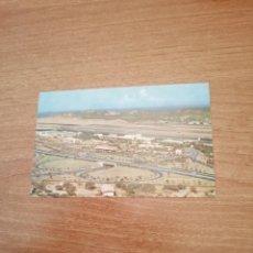 Postales: POSTAL VISTA AEREA DEL AEROPUERTO DE MAIQUETIA VENEZUELA ESCRITA. Lote 181076503