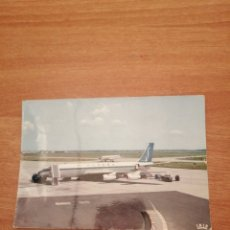 Postales: POSTAL BOEING 707 JET INTERCONTINENTAL CIRCULADA. Lote 182137808