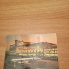 Postales: POSTAL LUCHTHAVEN BRUSSEL NATIONAAL AEROPORT BRUSSEL NATIONAL CIRCULADA. Lote 182137973