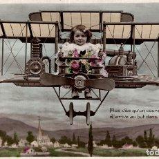 Cartes Postales: AVIACION, AVION, VLIEGTUIG. Lote 182817027