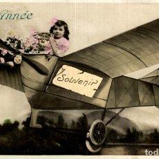 Cartes Postales: AVIACION, AVION, VLIEGTUIG. Lote 182817111