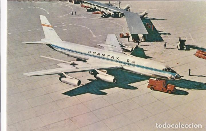 Postales: Lote de 10 postales de aviones (todas diferentes) - Sin circular - Foto 2 - 182990623