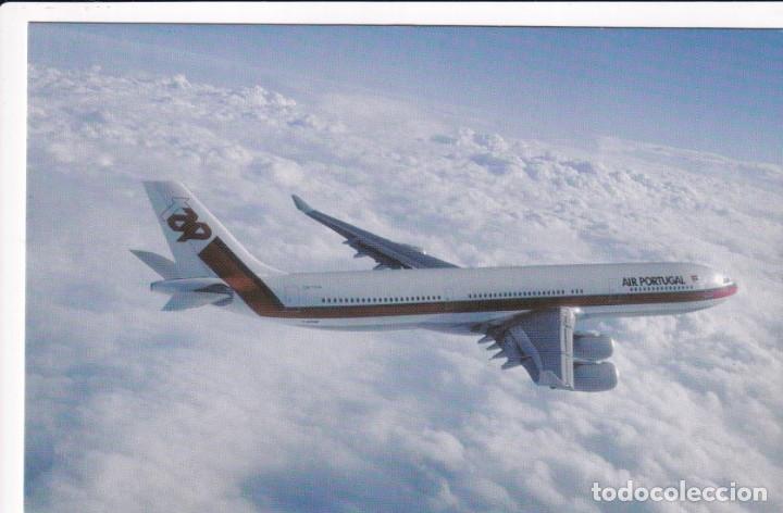 Postales: Lote de 10 postales de aviones (todas diferentes) - Sin circular - Foto 4 - 182990623