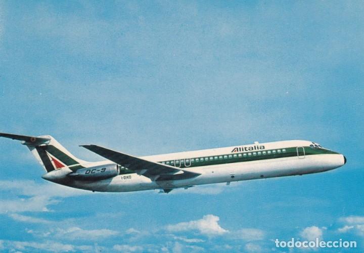 Postales: Lote de 10 postales de aviones (todas diferentes) - Sin circular - Foto 8 - 182990623