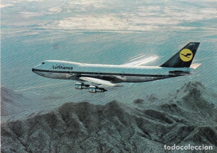Postales: Lote de 10 postales de aviones (todas diferentes) - Sin circular - Foto 10 - 182990623