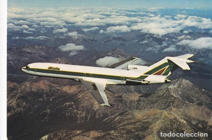 Postales: Lote de 10 postales de aviones (todas diferentes) - Sin circular - Foto 12 - 182990623