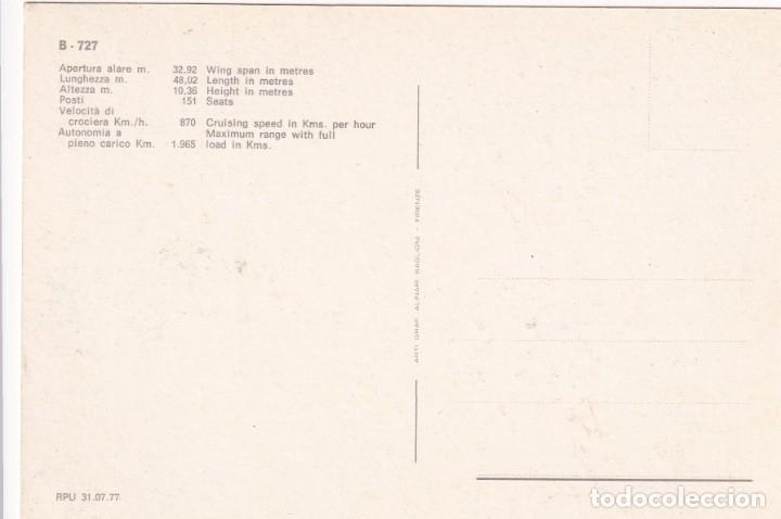 Postales: Lote de 10 postales de aviones (todas diferentes) - Sin circular - Foto 13 - 182990623
