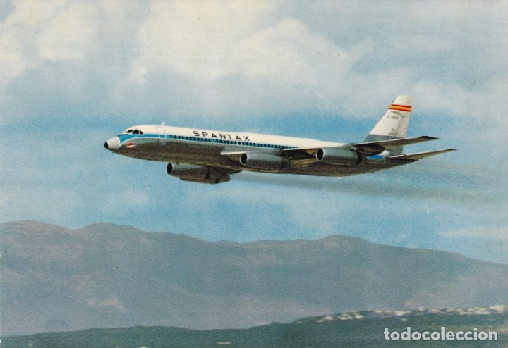 Postales: Lote de 10 postales de aviones (todas diferentes) - Sin circular - Foto 16 - 182990623