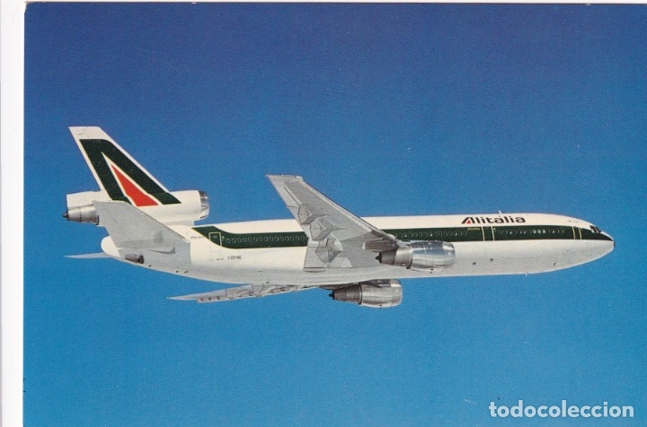 Postales: Lote de 10 postales de aviones (todas diferentes) - Sin circular - Foto 18 - 182990623