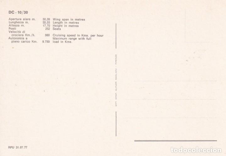 Postales: Lote de 10 postales de aviones (todas diferentes) - Sin circular - Foto 19 - 182990623