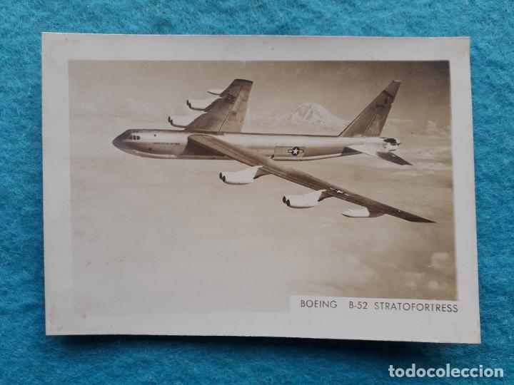 FOTOGRAFÍA ANTIGUA DE BOEING B-52 STRATOFORTRESS. (Postales - Postales Temáticas - Aeroplanos, Zeppelines y Globos)