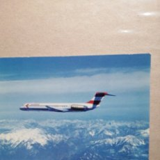 Postales: AUSTRALIAN AIRLINES MCDONALD DOUGLAS MD 81. Lote 183756951
