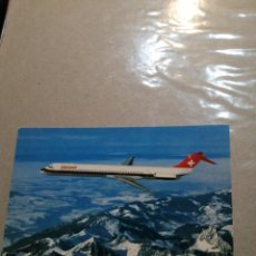 Postales: FREEZER MCDONALD DOUGLAS DC 9 81. Lote 183757000