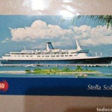 Postales: BARCO SONLINE STELLA SOLARIS. Lote 183758052