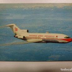 Postales: POSTAL. AVIÓN. BOEING 727. PORTUGUESE AIRWAYS. NO ESCRITA. . Lote 183813751