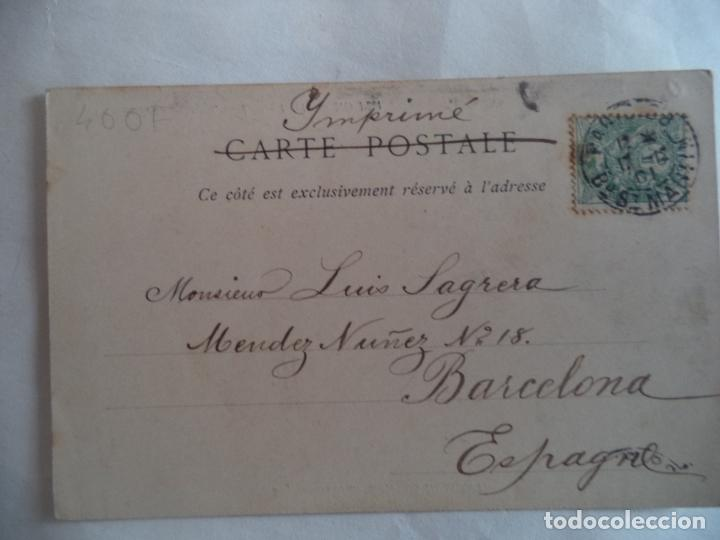 Postales: GRAF ZEPPELIN CIRCULADA CON SELLO - Foto 2 - 189927711