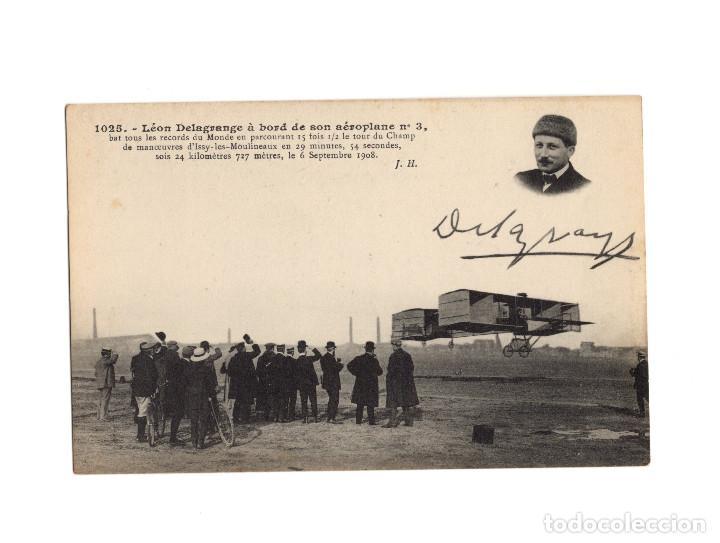 Postales: HISTORIA DE LA AVIACIÓN. ARENÁUTICA.AÉROPLANO. ZEPPELIN .DIRIGIBLE. GLOBO. 44 POSTALES. SIN CIRCULAR - Foto 5 - 191506235
