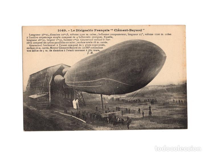 Postales: HISTORIA DE LA AVIACIÓN. ARENÁUTICA.AÉROPLANO. ZEPPELIN .DIRIGIBLE. GLOBO. 44 POSTALES. SIN CIRCULAR - Foto 9 - 191506235