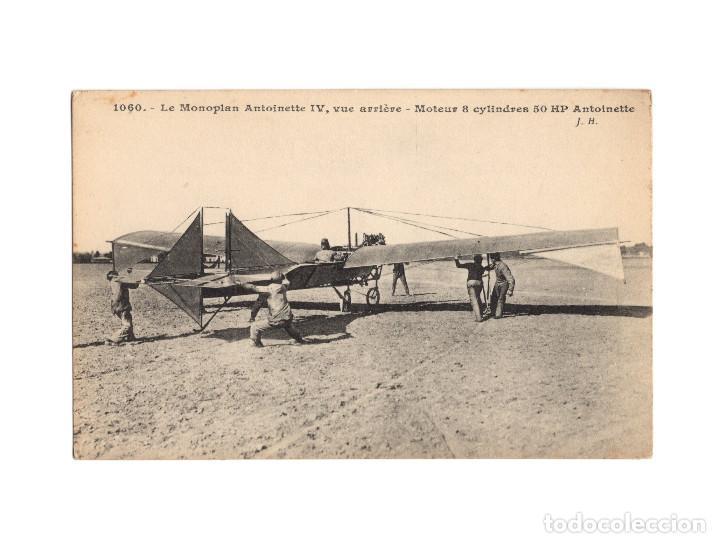 Postales: HISTORIA DE LA AVIACIÓN. ARENÁUTICA.AÉROPLANO. ZEPPELIN .DIRIGIBLE. GLOBO. 44 POSTALES. SIN CIRCULAR - Foto 20 - 191506235