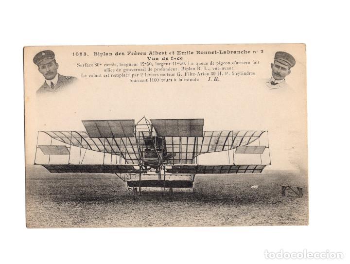 Postales: HISTORIA DE LA AVIACIÓN. ARENÁUTICA.AÉROPLANO. ZEPPELIN .DIRIGIBLE. GLOBO. 44 POSTALES. SIN CIRCULAR - Foto 22 - 191506235