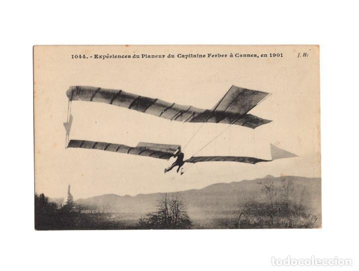 Postales: HISTORIA DE LA AVIACIÓN. ARENÁUTICA.AÉROPLANO. ZEPPELIN .DIRIGIBLE. GLOBO. 44 POSTALES. SIN CIRCULAR - Foto 23 - 191506235