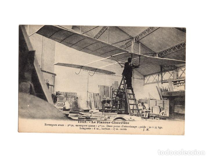 Postales: HISTORIA DE LA AVIACIÓN. ARENÁUTICA.AÉROPLANO. ZEPPELIN .DIRIGIBLE. GLOBO. 44 POSTALES. SIN CIRCULAR - Foto 24 - 191506235