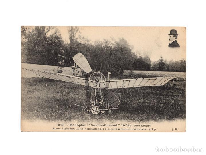 Postales: HISTORIA DE LA AVIACIÓN. ARENÁUTICA.AÉROPLANO. ZEPPELIN .DIRIGIBLE. GLOBO. 44 POSTALES. SIN CIRCULAR - Foto 27 - 191506235