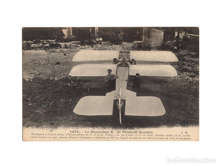 Postales: HISTORIA DE LA AVIACIÓN. ARENÁUTICA.AÉROPLANO. ZEPPELIN .DIRIGIBLE. GLOBO. 44 POSTALES. SIN CIRCULAR - Foto 28 - 191506235
