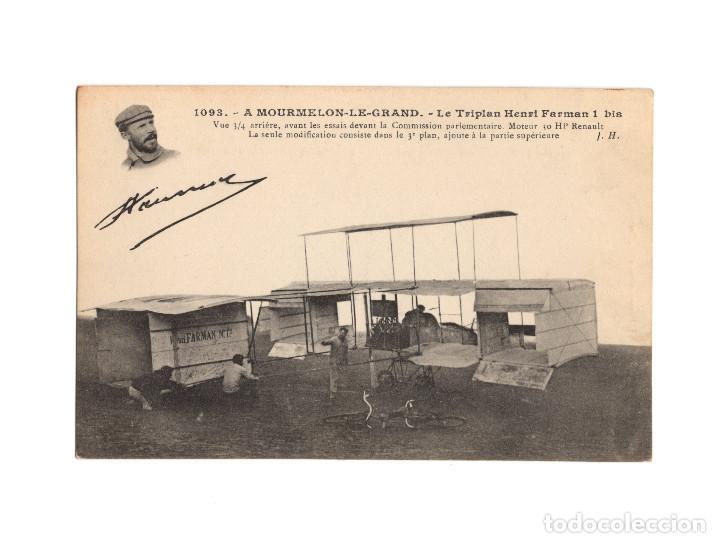 Postales: HISTORIA DE LA AVIACIÓN. ARENÁUTICA.AÉROPLANO. ZEPPELIN .DIRIGIBLE. GLOBO. 44 POSTALES. SIN CIRCULAR - Foto 29 - 191506235