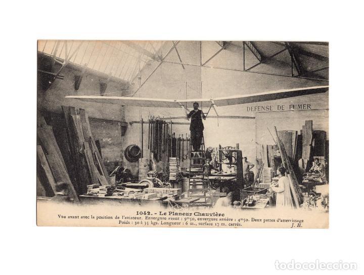 Postales: HISTORIA DE LA AVIACIÓN. ARENÁUTICA.AÉROPLANO. ZEPPELIN .DIRIGIBLE. GLOBO. 44 POSTALES. SIN CIRCULAR - Foto 30 - 191506235