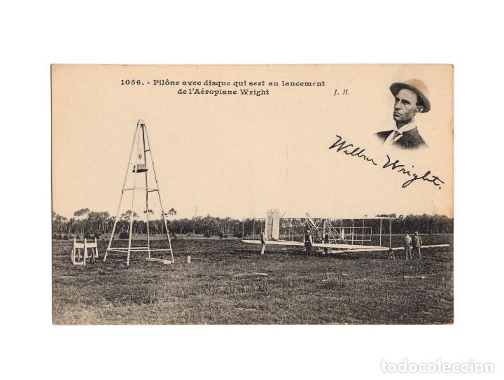 Postales: HISTORIA DE LA AVIACIÓN. ARENÁUTICA.AÉROPLANO. ZEPPELIN .DIRIGIBLE. GLOBO. 44 POSTALES. SIN CIRCULAR - Foto 31 - 191506235