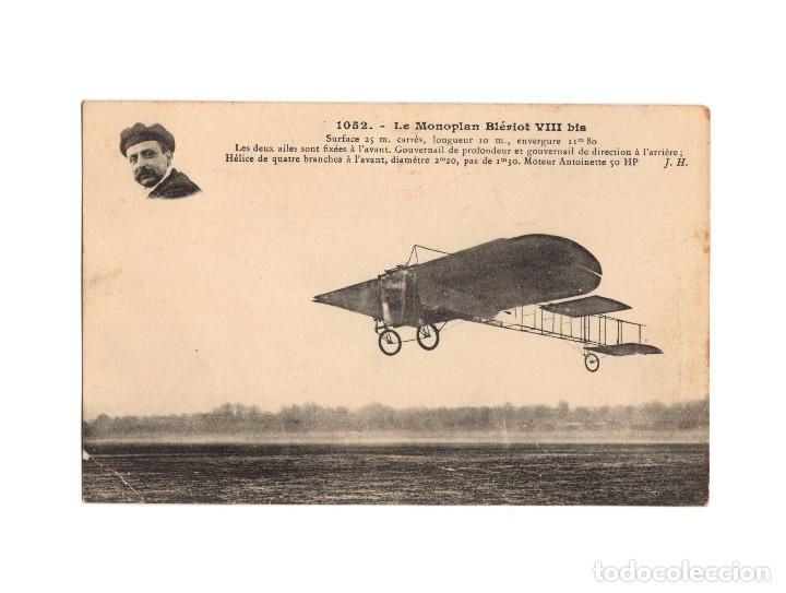 Postales: HISTORIA DE LA AVIACIÓN. ARENÁUTICA.AÉROPLANO. ZEPPELIN .DIRIGIBLE. GLOBO. 44 POSTALES. SIN CIRCULAR - Foto 34 - 191506235