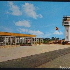 Postales: AEROPUERTO DE GIRONA-COSTA BRAVA, ANTIGUA POSTAL SIN CIRCULAR . Lote 194489833