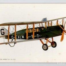 Postales: PASSENGER CIVIL AIRCRAFT D.H. 16 -C Y Z, 1969-. Lote 195197377