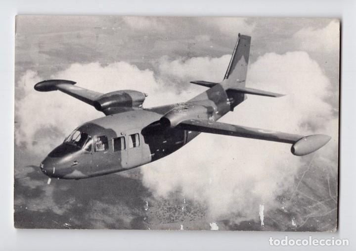 AERONAUTICA MILITARE · PIAGGIO P 166 (Postales - Postales Temáticas - Aeroplanos, Zeppelines y Globos)