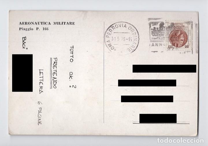 Postales: Aeronautica Militare · Piaggio P 166 - Foto 2 - 195197521