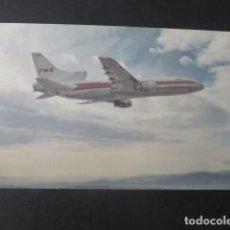 Postales: AVION TWA. Lote 198637897