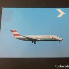 Postales: AVION AUSTRIAN. Lote 198637937