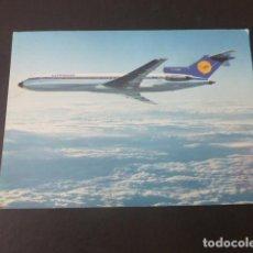 Postales: AVION LUFTHANSA. Lote 198637993