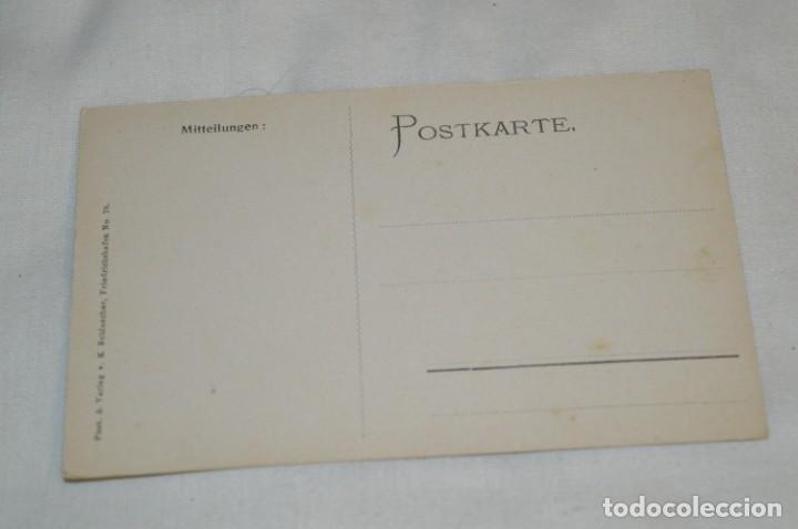 Postales: Postal antigua - ZEPPELINS Luftschiff / Modelo 4 / Año 1908 - Sin circular ¡Mira! - Foto 3 - 198648368