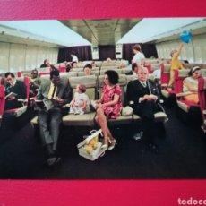 Postales: PAN AM 747 AVION AVIATION. Lote 198781922
