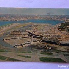 Postales: POSTAL AVIÓN. AEROPUERTO DE LA GUARDIA AIRPORT. USA. ESTADOS UNIDOS.. Lote 203770443